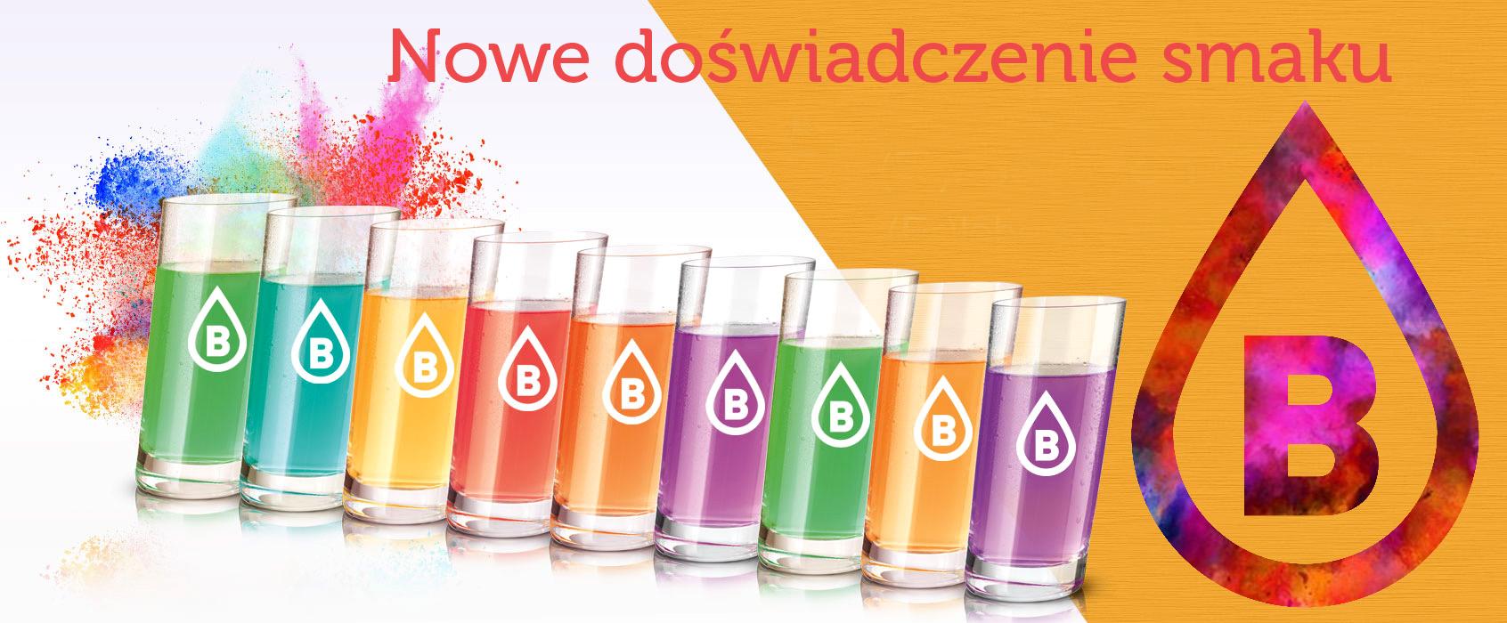 Bolero Drink największy wybór smaków w Polsce