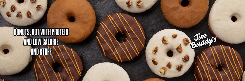 JimBuddy's proteinowe donuty gdzie kupić