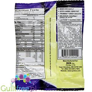Syntrax Nectar Vanilla Bean Torte - wartości odżywcze