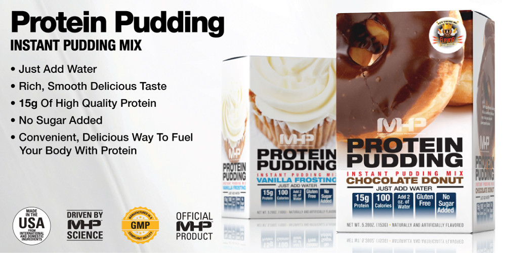 Pudding proteinowy MHP