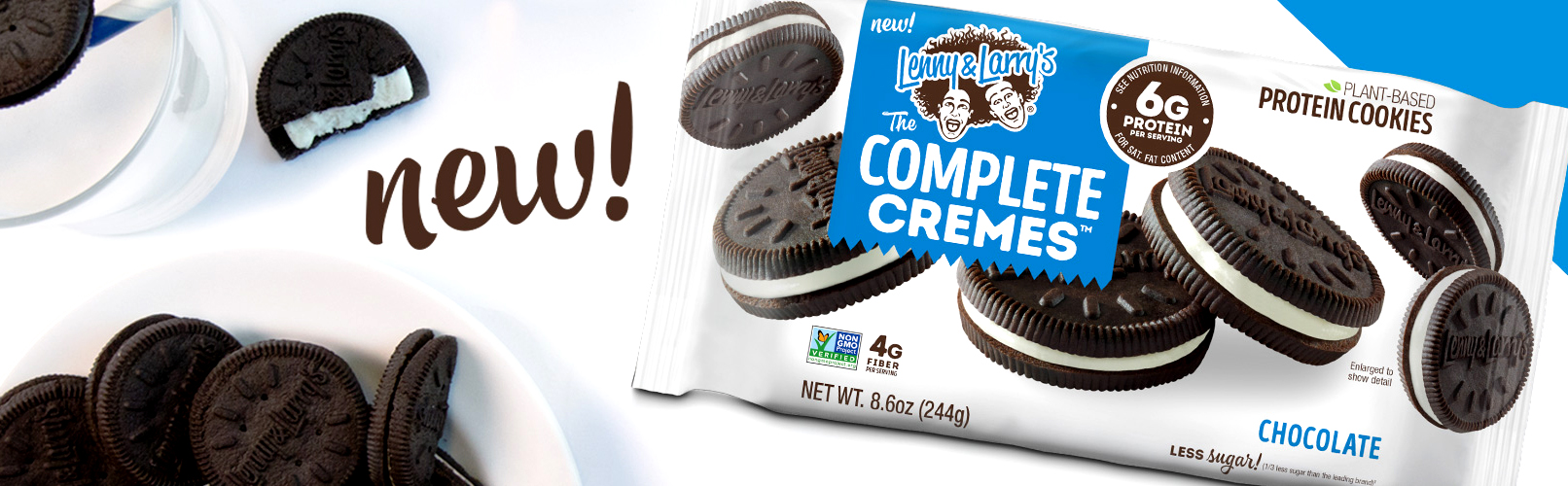 Lenny Lary Complete Oreo Cremes
