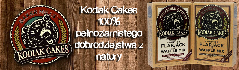 Naleśniki Kodiak Cakes Banner