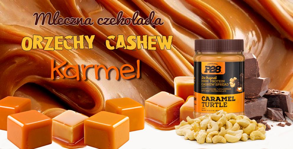 P28 masło z nerkowcó z karmelem i czekoladą - banner