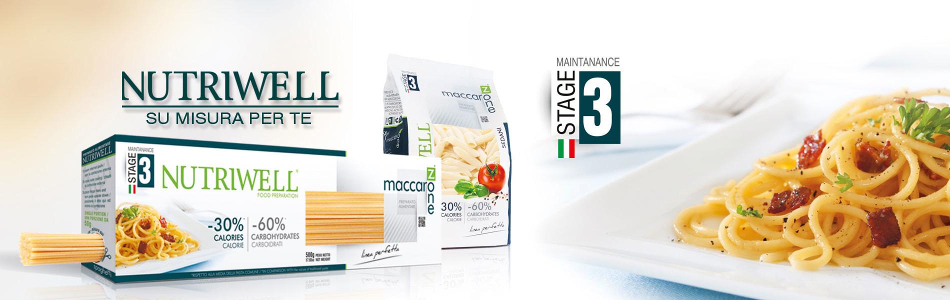 Niskokaloryczne dania z makaronu Nutriwell SPaghetti