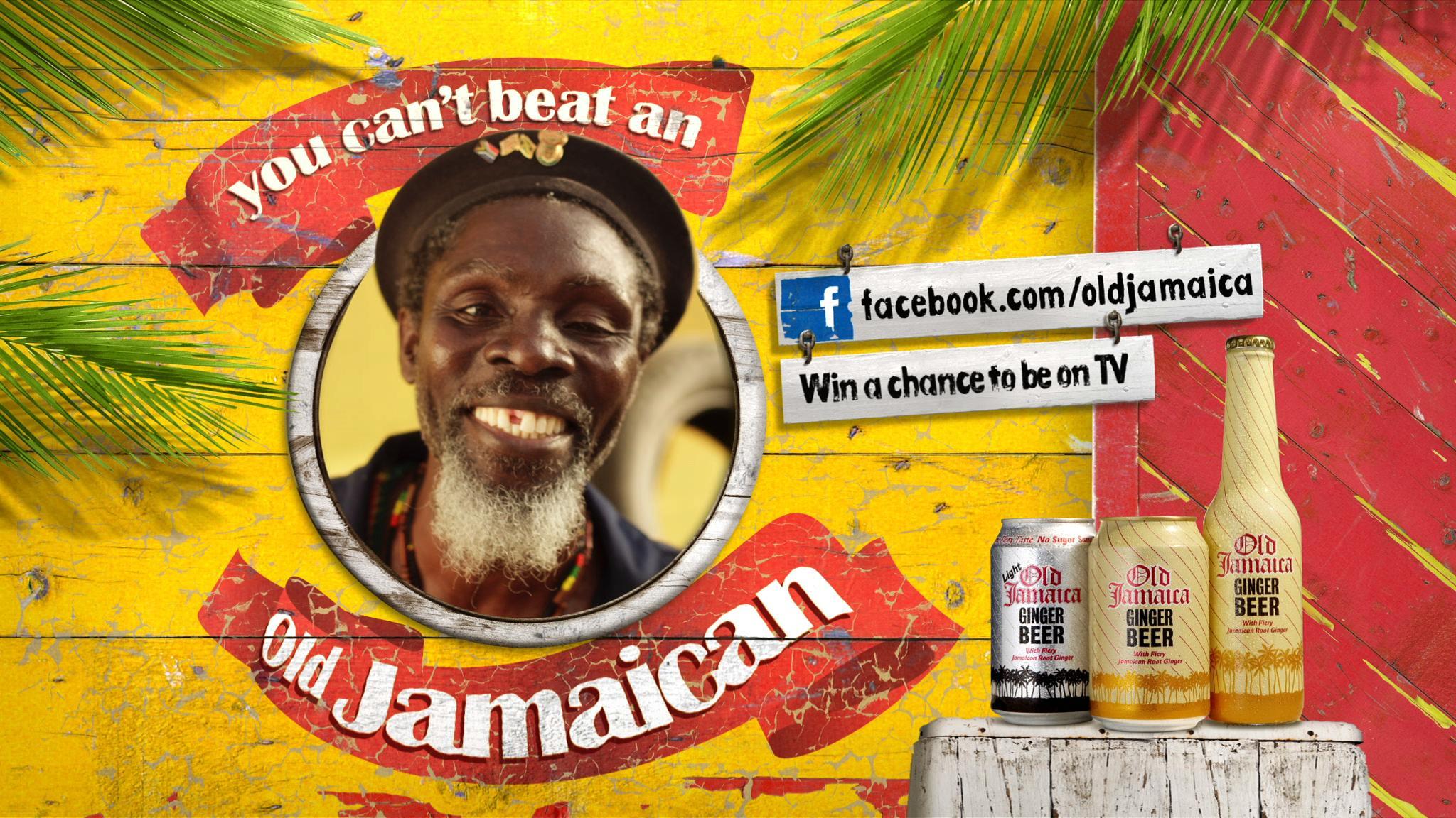 Piwo korzenne Old Jamaica - banner