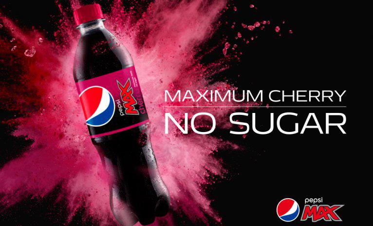 Pepsi Max Cherry Polska