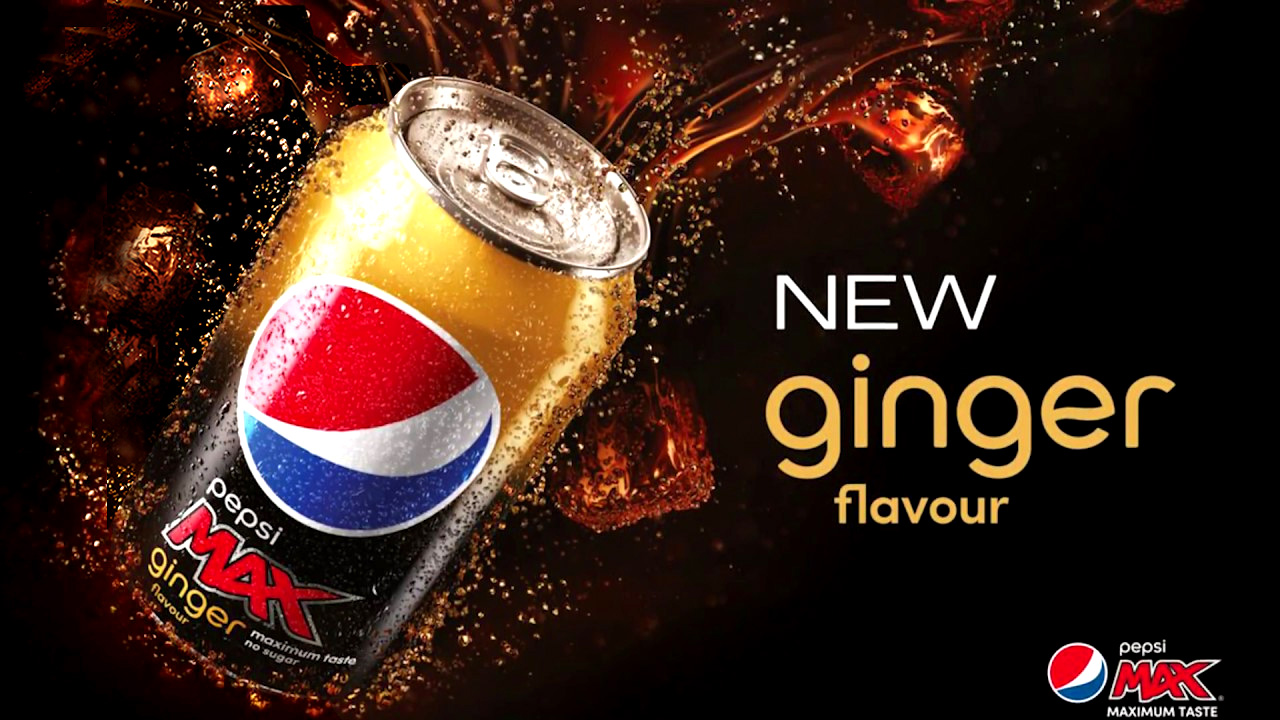 Pepsi Max Ginger Polska