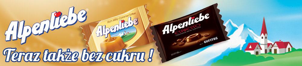 Alpenliebe bez cukru