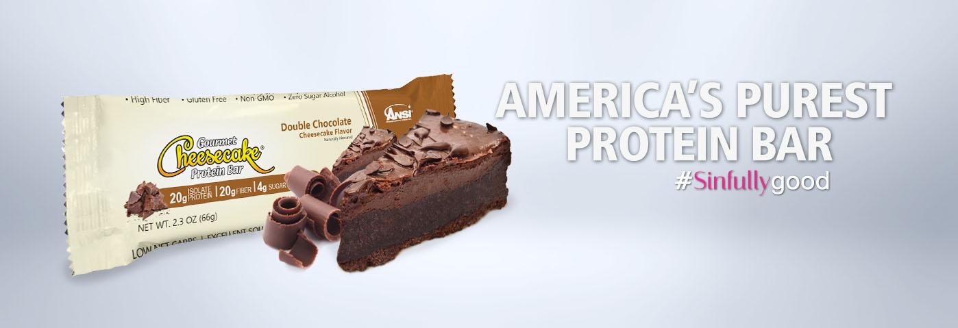 ANSI Cheesecake Chocolate Truffle