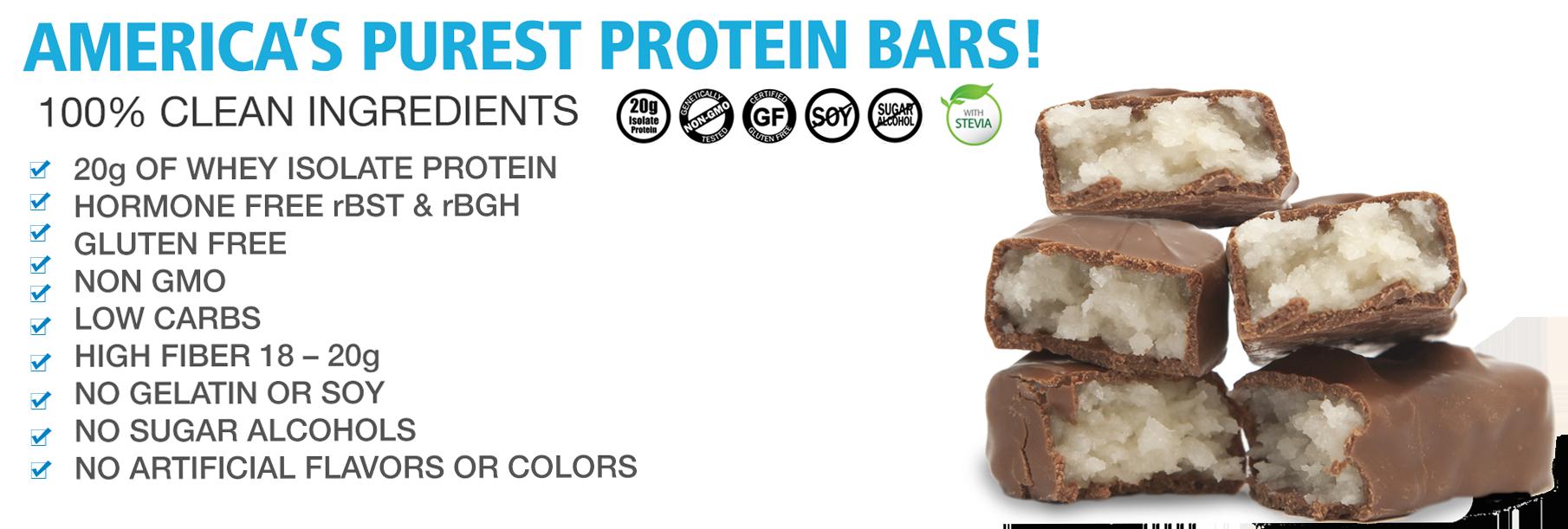 ANSI Cheesecake Coconut Chocolate naturalny baton proteinowy