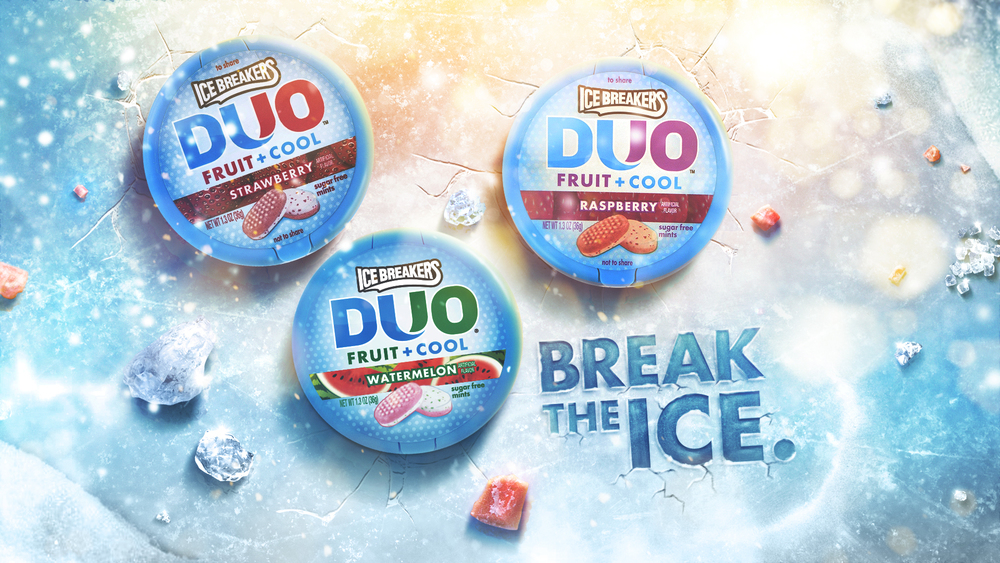 Icebreakers duo