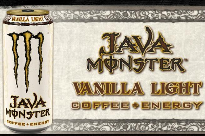 Monster Java Vanilla Light Coffee + Energy najlepsza cena