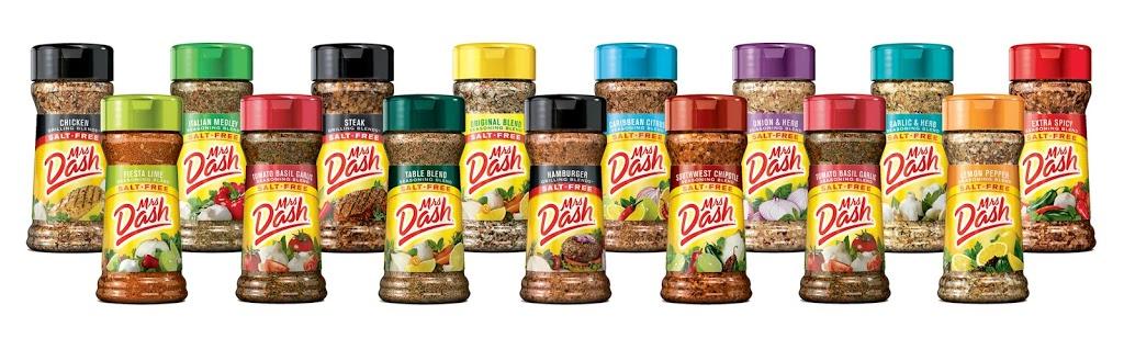 Amerykańskie przyprawy bez soli Mrs Dash