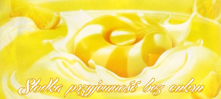 Solano cytrynowe karmelki bez cukru