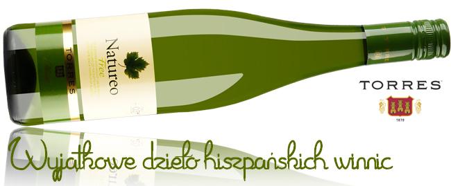 Torres muscat blanco białe wino bezalkoholowe