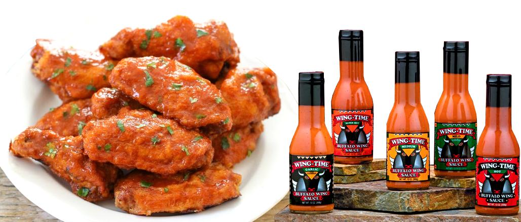 Pikantny sos do skrzydełek buffalo